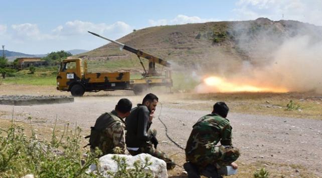 Ilımlı muhalifler İdlibin güneyinde operasyon başlattı