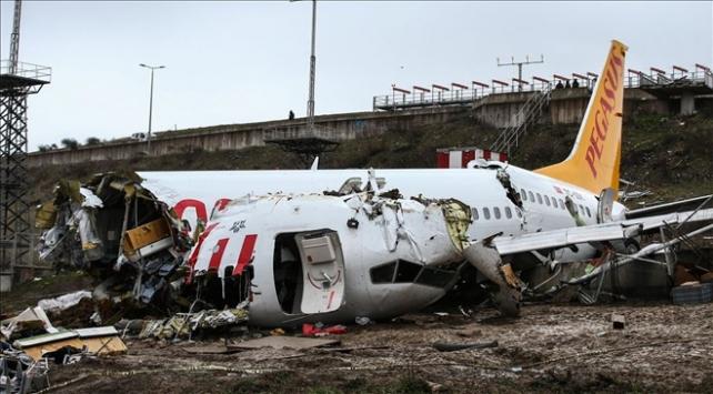 İstanbulda pistten çıkan uçağın ön raporu 1 ay içinde hazırlanacak