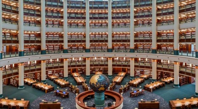 Cumhurbaşkanı Erdoğandan Millet Kütüphanesi paylaşımı