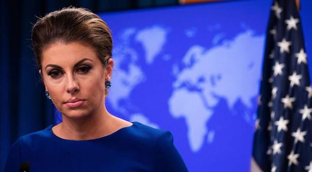ABD Dışişleri Sözcüsü Ortagustan Esede tepki: Utanmazlık