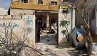Halep'in kırsalında yok olan yaşamlar