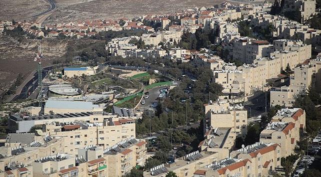 İsrail Batı Şeriada 1900 yasa dışı konut inşa edecek
