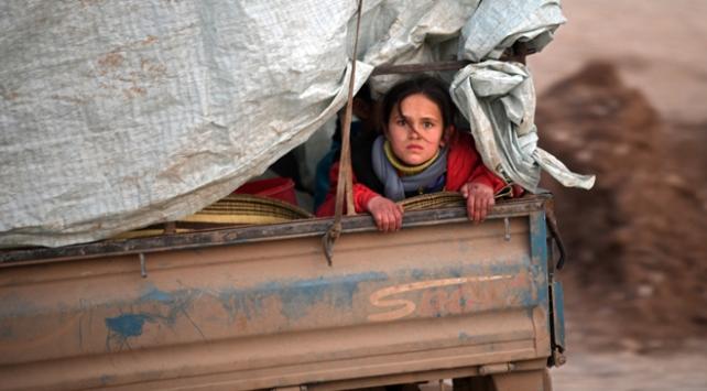 İdlibde ateş altındaki siviller için yoğun diplomasi