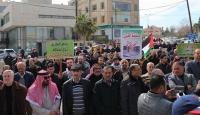 Ürdün'de sözde Ortadoğu barış planı protesto edildi