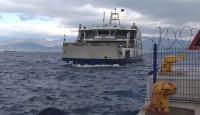 İzmir'de hizmete alınacak feribota Fethi Sekin'in adı verildi