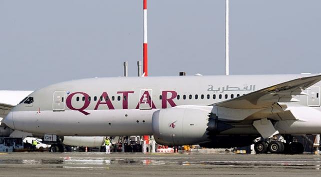 Katar Hava Yolları Çine 300 ton tıbbi yardım malzemesi gönderdi