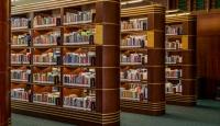 Türkiye'nin en büyük kütüphanesinde zamanda yolculuk