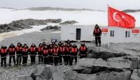 Türk bilim insanları Beyaz Kıta'daki üsse ulaştı