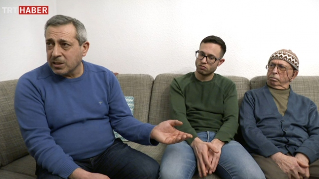 Almanya'daki ırkçı saldırının mağduru aileler TRT Haber'e konuştu