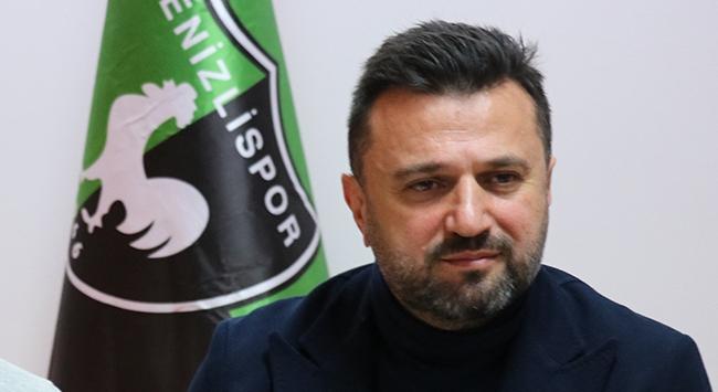 Bülent Uygun Denizlisporun 29. teknik direktörü oldu