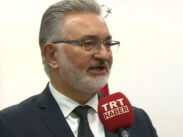 Koronavirüs için umut olan İbrahim Benter TRT Habere konuştu