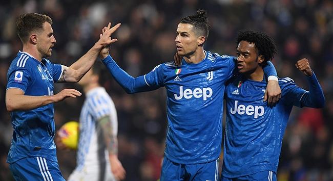 Ronaldolu Juventus liderliği bırakmadı