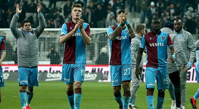 Trabzonsporda yenilmezlik serisi 7 maça çıktı