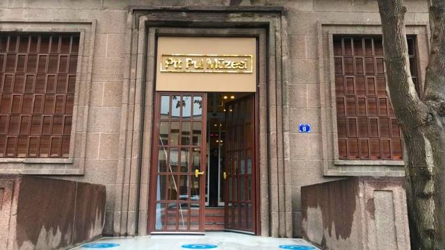 Geçmişten günümüze PTT Pul Müzesi