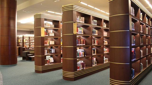Cumhurbaşkanlığı Millet Kütüphanesi açıldığı ilk günden beri ziyaretçi akınına uğruyor