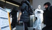 Güney Kore'de koronavirüs alarmı en yüksek düzde