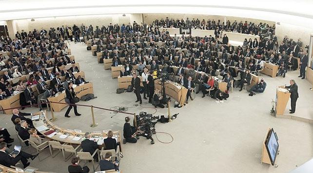 BMnin 43. oturumuna insani krizler damga vuracak