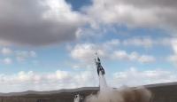 Dünyanın düz olduğunu kanıtlamak istedi, roketle yere çakıldı