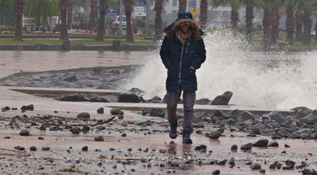 Orta Karadenizde fırtına uyarısı