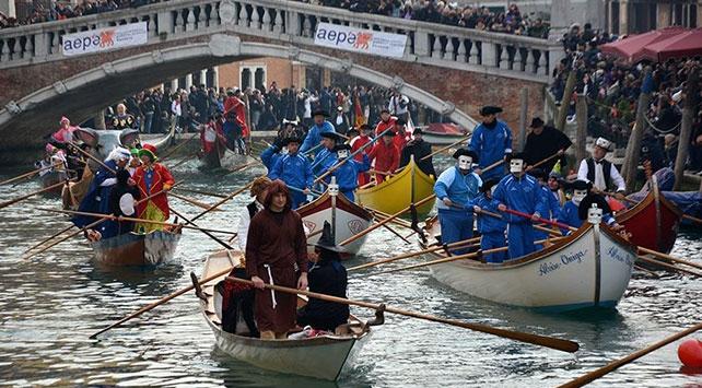 Venedik Karnavalına koronavirüs engeli