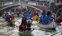 Venedik Karnavalı'na koronavirüs engeli