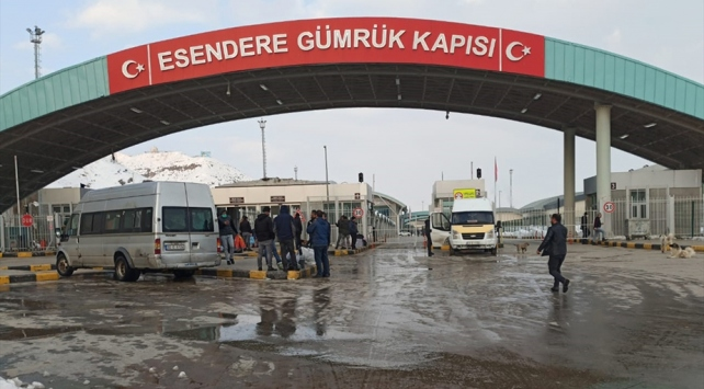 Türkiye-İran sınır kapıları kapatıldı