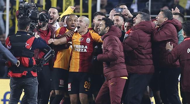 Galatasaraydan tarihi galibiyet