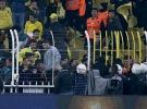 Fenerbahçeli taraftarlardan tepki