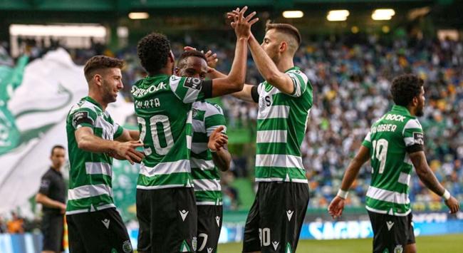 Sporting Lizbon haftayı galip kapattı