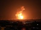 İsrail'den Gazze ve Suriye'ye hava saldırısı