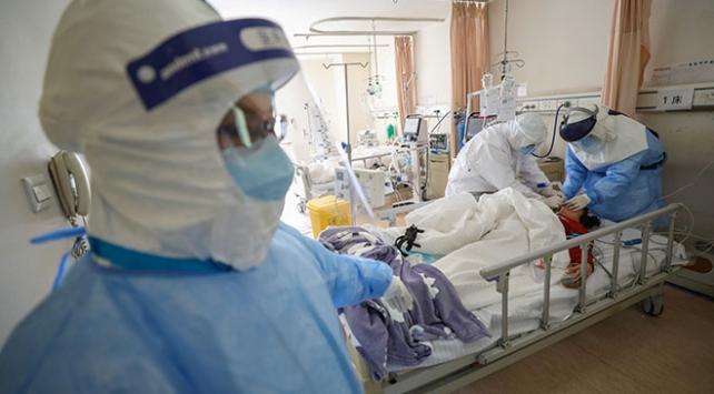 Çindeki koronavirüs salgınında can kaybı 2 bin 594e yükseldi