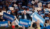 """ABD'de Demokrat başkan aday adaylarından Sanders'ten """"Orta Doğu barışı"""" mesajı"""