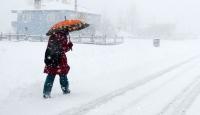 Doğu'daki illerde kar yağışı bekleniyor