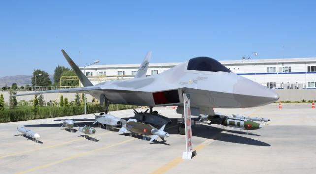 Milli savaş uçağı için Yıldırım Test Tesisi kuruluyor
