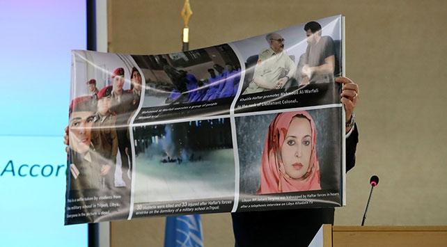 Serrac: Hafter savaş suçlusu, para ve silah sağlayanlar sorumlu tutulmalı