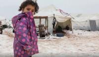 İdlib'de mültecilere yardım eden doktorlardan Türkiye'ye destek çağrısı