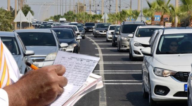 Fahri trafik müfettişlerinden 10 yılda 2 milyon ceza