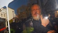 Wikileaks'in kurucusu Assange, ABD'ye iade davasında hakim karşısında