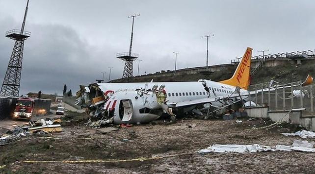 Uçak kazasıyla ilgili soruşturmada kaptan pilot tutuklandı