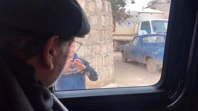 Suriyeli çocuk: Bu kalp sizin için Türkiye