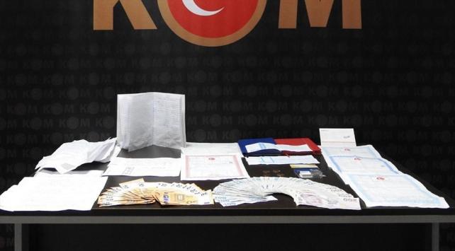 Ardahanda tefecilik operasyonu: 5 kişi tutuklandı