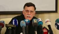 Serrac: Libya'ya silah ambargosu hava, kara ve deniz yoluyla yapılmalı