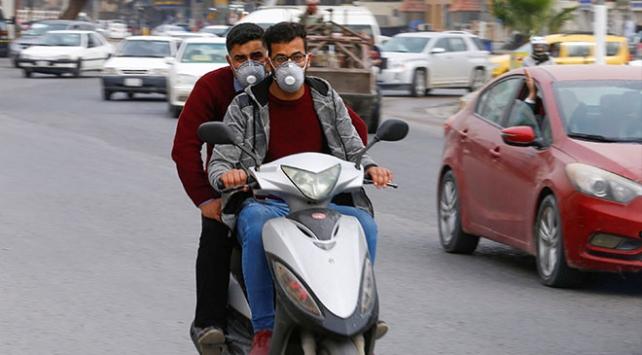 İran'la sınırlarını kapatan IKBY'de benzin kuyrukları oluştu