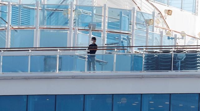 Japonyadaki karantina gemisinde 1 kişi daha hayatını kaybetti