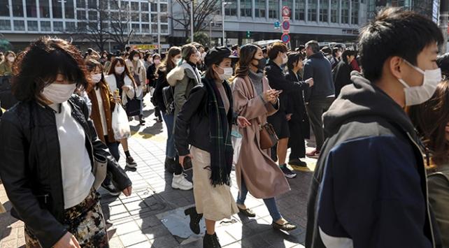 Japonya'da koronavirüs vakası sayısı 851'e yükseldi