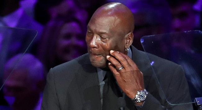 Kobe ve Gianna için anma töreni