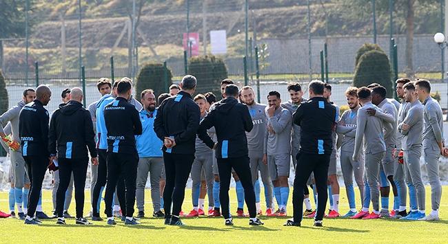 Trabzonsporda izin bitti