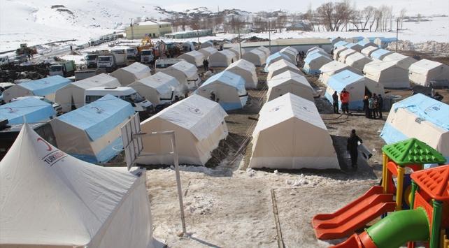 Depremzedeler için sosyal yardımlaşma vakıflarına kaynak aktarıldı