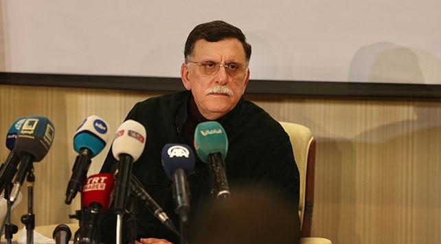 Serracdan Arap Birliğine Hafter eleştirisi