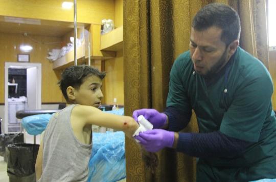 Esed rejimi, İdlibdeki okullara misket bombasıyla saldırdı: 4 ölü